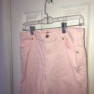 tommy hilfiger baby pink pants